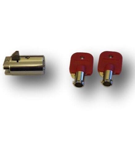 Coffee Snack for Drink Vending Machine Tubular plug-lock T handle Barrel