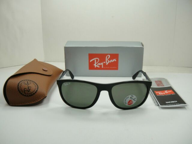 5f6202747a Sunglasses Ray-Ban Rb4291 601 9a 58 Black Polarized for sale online ...