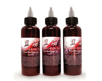 KOKKAI SUMI Blood Wash System Black and Grey - Tattoo Ink - Choose your Shade