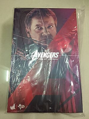 Ready Hot Toys MMS289 Avengers Age of Ultron 1//6 Hawkeye AOU Jeremy Renner