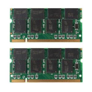 2GB-PC2700-LAPTOP-RAM-MEMORY-2-x-1GB-DDR-333-Mhz-HP-Dell-inspiron-1150-8600-9200
