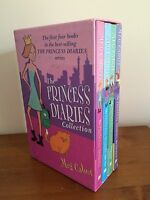 The Princess Diaries Collection 4 Book Set Meg Cabot