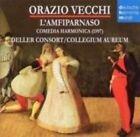 Vecchi Lamfiparnaso 0886975761821 by Deller Consort CD