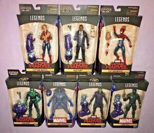 "Marvel Legends 6/"" SHIELD Agent w//Pistol Great Cond Avengers Nick Fury Captain"