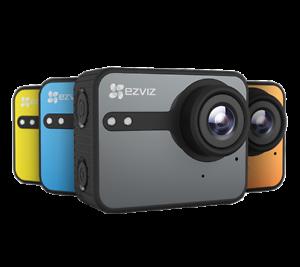Action-Camera-EZVIZ-S1C-8-Mpx-Display-Touch-2-034-Wi-Fi-e-Bluetooth-Waterproof
