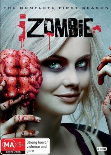 1 of 1 - iZombie : Season 1 (DVD, 2016, 3-Disc Set)