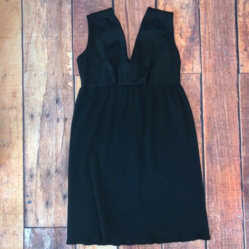 Act I Act 1 Vintage New York Black Dress Sz 9 Blac