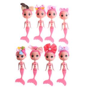 12cm-Bambole-Bobby-Sirenetta-Bambola-per-bambini-Compleanno-per-bambini-RegaliTW