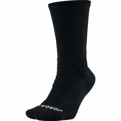 Nike Jordan Jumpman Ultimate Flight Crew Men/'s Socks Black sx5646-010