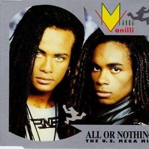 Milli-Vanilli-All-or-nothing-US-Megamix-1989-Maxi-CD
