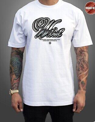 STREETWISE T Shirt White /& Navy M,L,XL........a