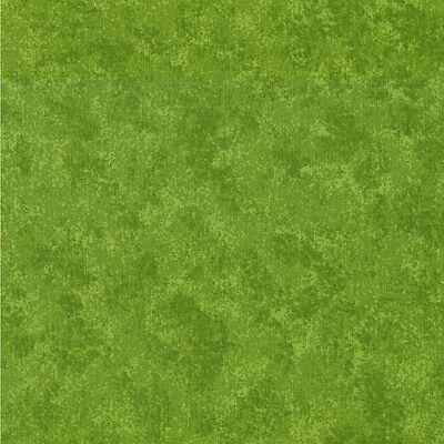Patchworkstoff Spraytime G46 hellgrün - 0,25 m - Makower Stoff Baumwolle