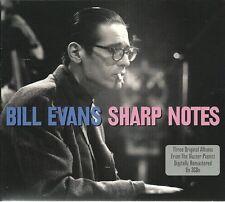 BILL EVANS SHARP NOTES - 3 CD BOX SET - COME RAIN OR COME SHINE & MORE