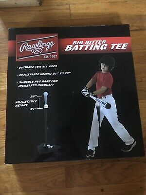 Rawlings Big Hitter Batting Tee
