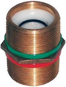 """New Pipe-to-hose Adapters-straight groco Pth-500 Hose 1//2/"""" ID 1//2/"""" NPT 2.39/"""" x 1"""