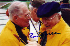 Ron Speirs Band Of Brothers 101 AB 506 ECo Autographed Photo w/Dick Winters DEC