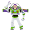 "miniature 4 - 12"" Disney Toy Story 4 Buzz Lightyear Talking Action Figure Disney Store NEW!"