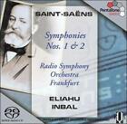 Saint-Sa‰ns: Symphonies Nos. 1 & 2 Super Audio Hybrid CD (CD, Sep-2005, PentaTone Classics)