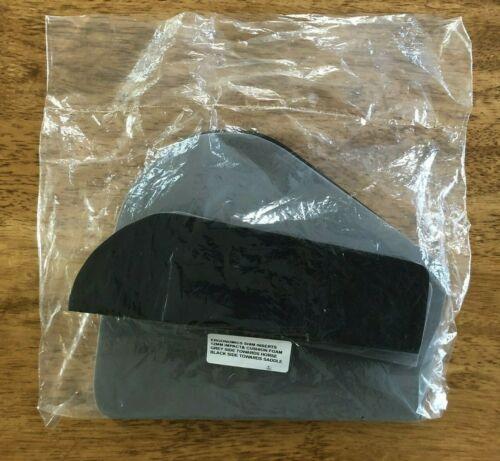 12mm Impact /& Cushion Foam NEW Majyk Equipe Saddle Shim Set