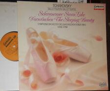 Tchaikovsky Balletti-Suite Ballet Suite LAGO DEI CIGNI LA BELLA ADDORMENTATA Hans Vonk LP