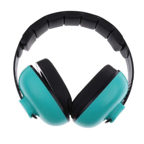 Baby Infant Ear Defenders EarMuffs Hearing Protection Earmuff Mint green