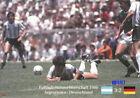 WM 1986 + Argentinien - Deutschland 3:2 + BigCard #456