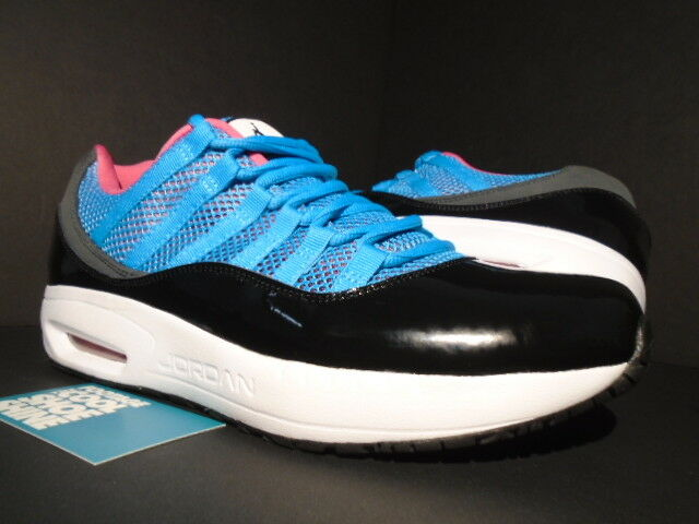nike air jordan jordan jordan cmft xi 11 viz air confort south beach miami vice - Bleu  rose 10 f8c436
