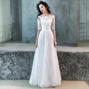 Spitze Brautkleid Hochzeitskleid Kleid Braut Babycat collection BC673W 38 weiß
