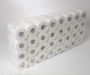 Toilettenpapier 3-lagig hoch weiss 150 Blatt 192 Rollen (EUR 0,23 / Rolle)