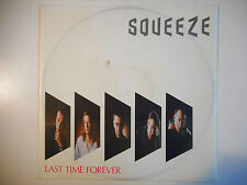 "MAXI 12"" POP 80s  ▒ SQUEEZE : LAST TIME FOREVER ( EXTENDED VERSION )"