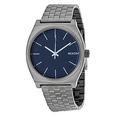 Nixon Time Teller Gunmetal Mens Watch A0451427