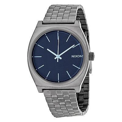 Nixon Time Teller Gunmetal Mens Watch A0451427