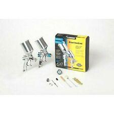 Devilbiss 802343 Startingline Hvlp 2 Gun Painting Amp Priming Kit New