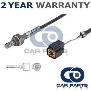 Para-Hyundai-Getz-1-3-2003-4-Hilos-Lambda-Delantero-Sensor-De-Oxigeno-Ajuste-Directo-De-Escape