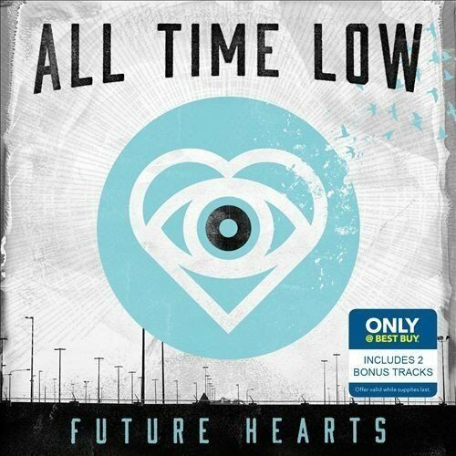 All Time Low - Future Hearts Ltd [CD]