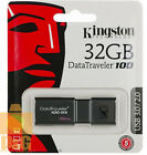 New Kingston DataTraveler DT100 G3 32GB 32G USB 3.0 Flash Drive