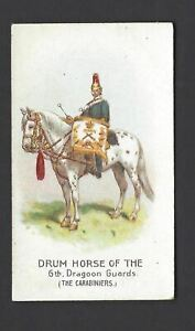 WILLS-O-039-SEAS-DRUM-HORSES-6TH-DRAGOON-GUARDS