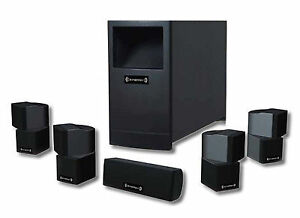 Synergy SP6 Home Theater System 1600 W and Wired | eBay