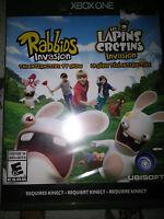 Rabbids Invasion (Microsoft Xbox One, 2014) Video Games