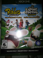Rabbids Invasion (Microsoft Xbox One, 2014) Video Games