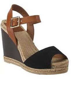 Tory-Burch-Wood-Wedge-Espadrille-Sandals-Wedges-Rope-Jute-Size-10-EUC-Authentic