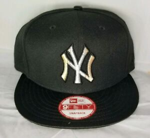 on sale 5d4bb e8b33 Image is loading New-York-Yankees-New-Era-MLB-All-Metals-