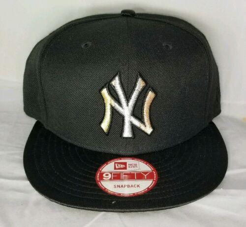 New York Yankees New Era MLB All Metals 9FIFTY Snapback Cap