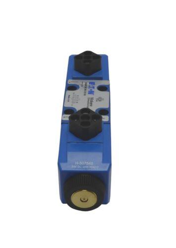 565465 DG 4 V 36 cmuh 760 Eaton Vickers magnetico vie Valvola Solenoid directional valve