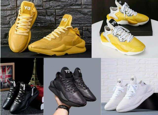 look for 50% price affordable price adidas Y-3 by Yohji Yamamoto Sala Classic White Leather Sneaker ...