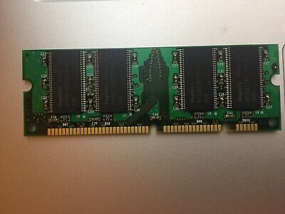 512MB DDR1 PC2100 100PIN SODIMM PRINTER MEMORY Ricoh with Samsung or Hunix