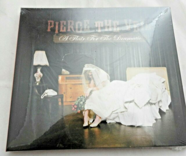 Pierce the Veil - A Flair for the Dramatic CD Rude Records 2016 New & Sealed