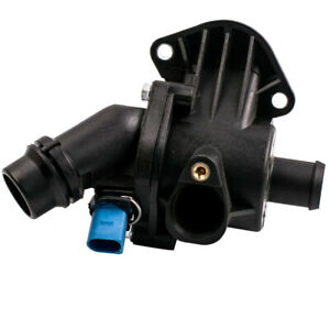 Thermostat Thermostatgehäuse Für Audi A4 B6 B7 VW Passat 1.8T 2.0 Sturz