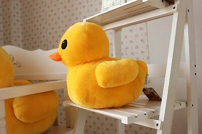 "26cm(11"") Giant Yellow Duck Stuffed Animal Plush Soft Toys Cute Doll Pillow"