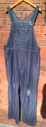 Vintage EARLY SEARS Denim OVERALLS ANTIQUE CLOTHIN